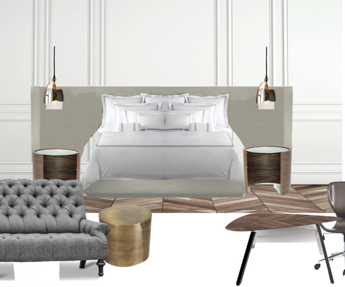 texture pattern Harris Jackson Design furniture board