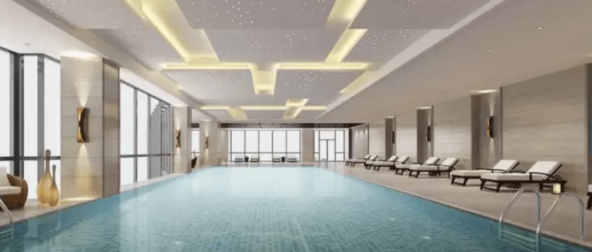 design pool hotel interior