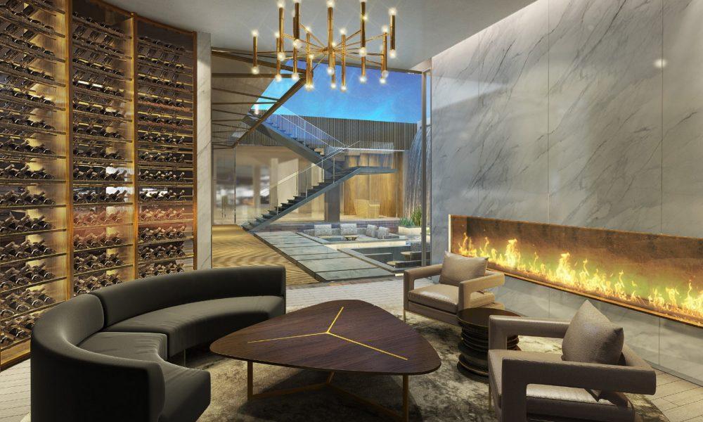 Wine Cellar Interior Design