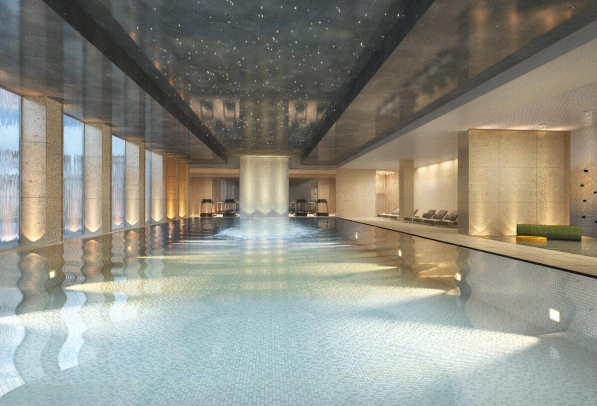 Boutique Hotel Spa Interior Design