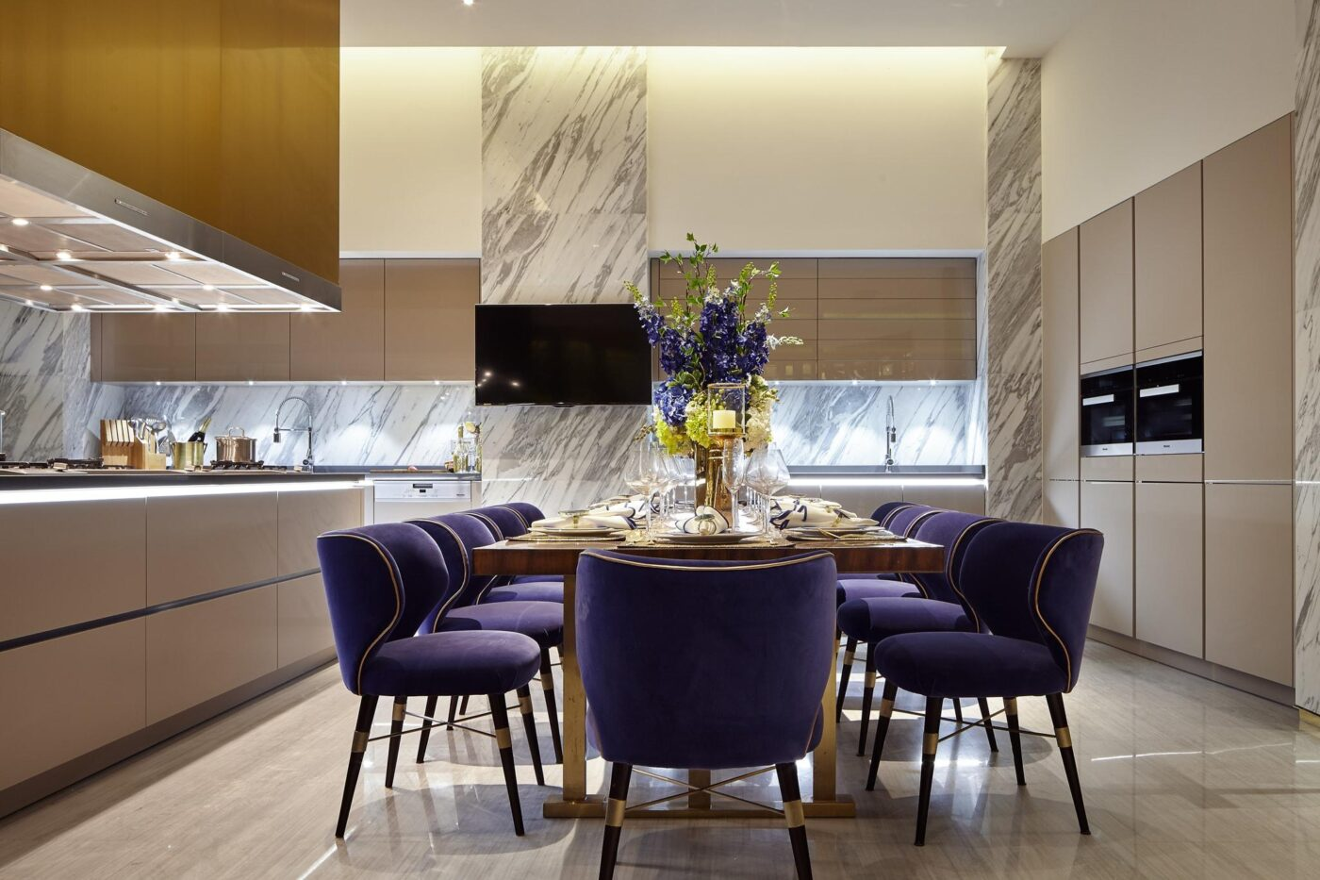 residential interior design Dorset