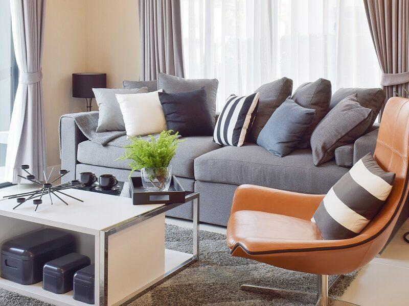 Interior Design for Gentlemen's apartment