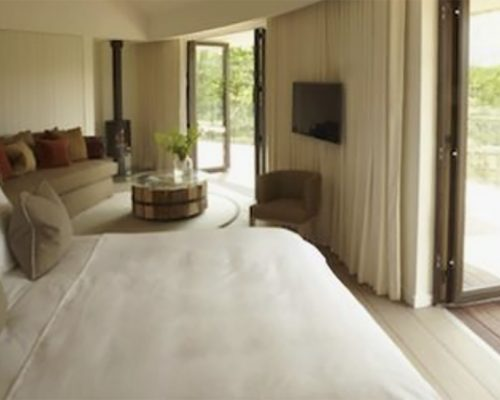 "Chewton Glen ""Treehouse"" Interior - Natural tones"