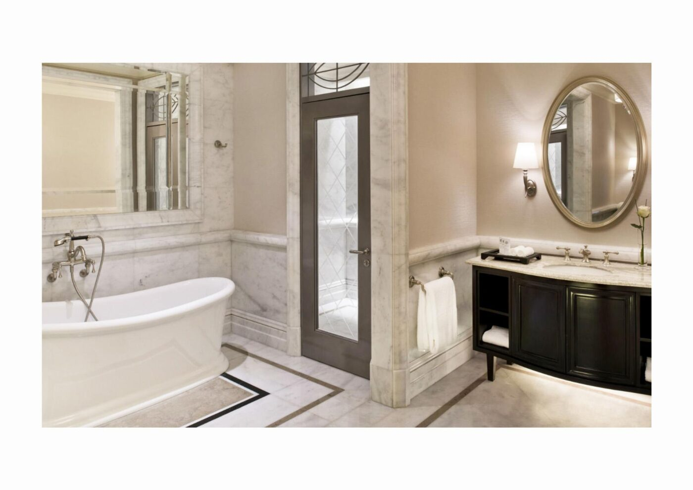 Harris Jackson bathroom design Dubai