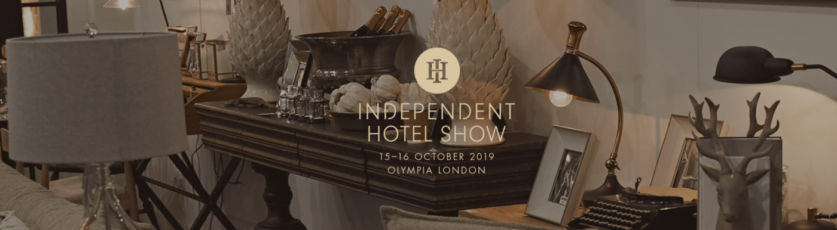 Independent Hotel Show 2018 | Harris Jackson