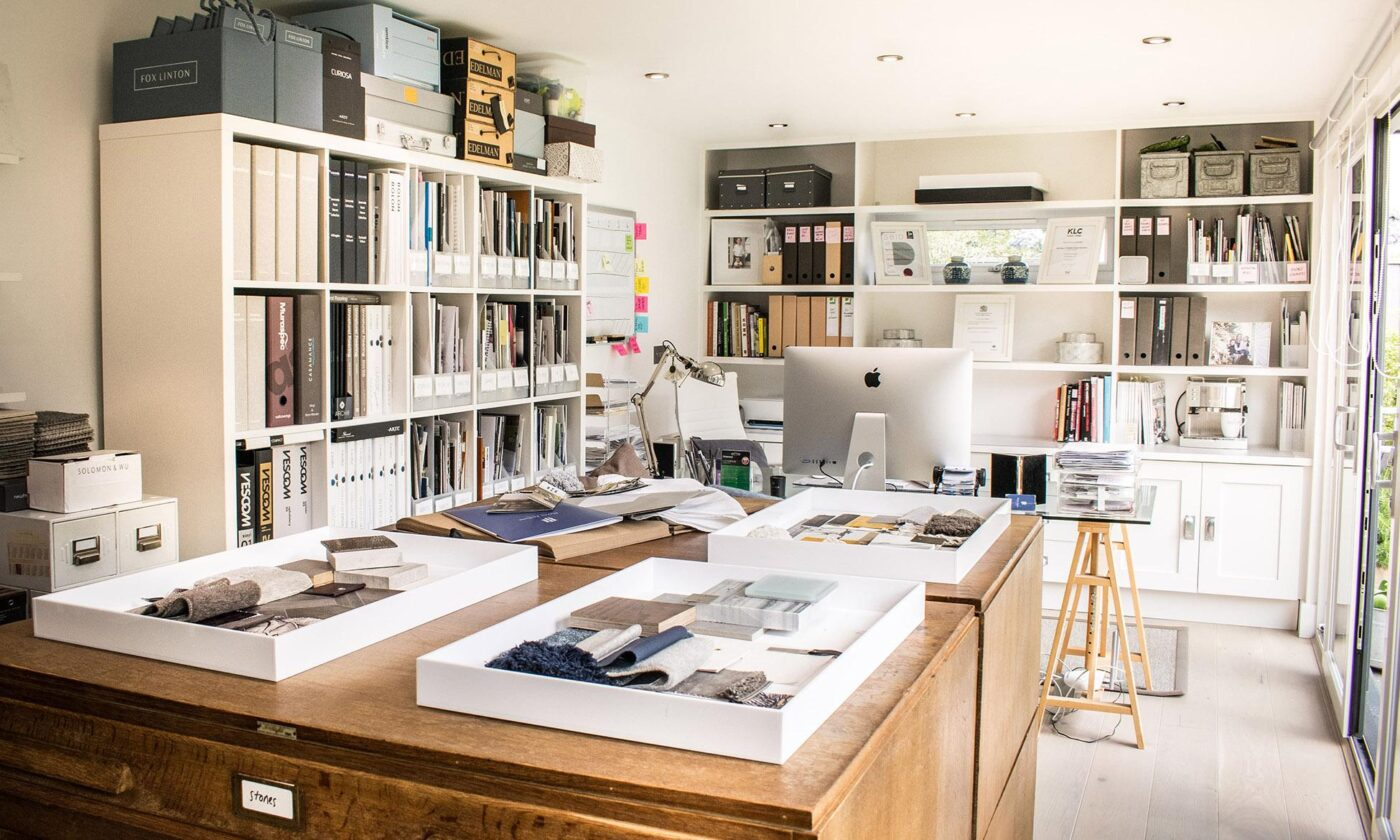 home is sanctuary blog office home design