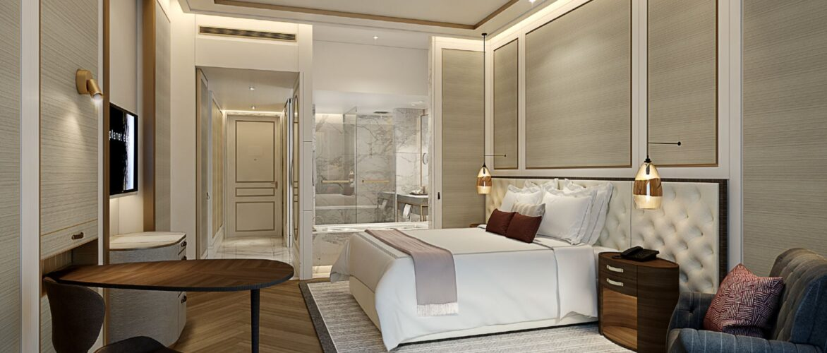 Harris Jackson interior design hotel