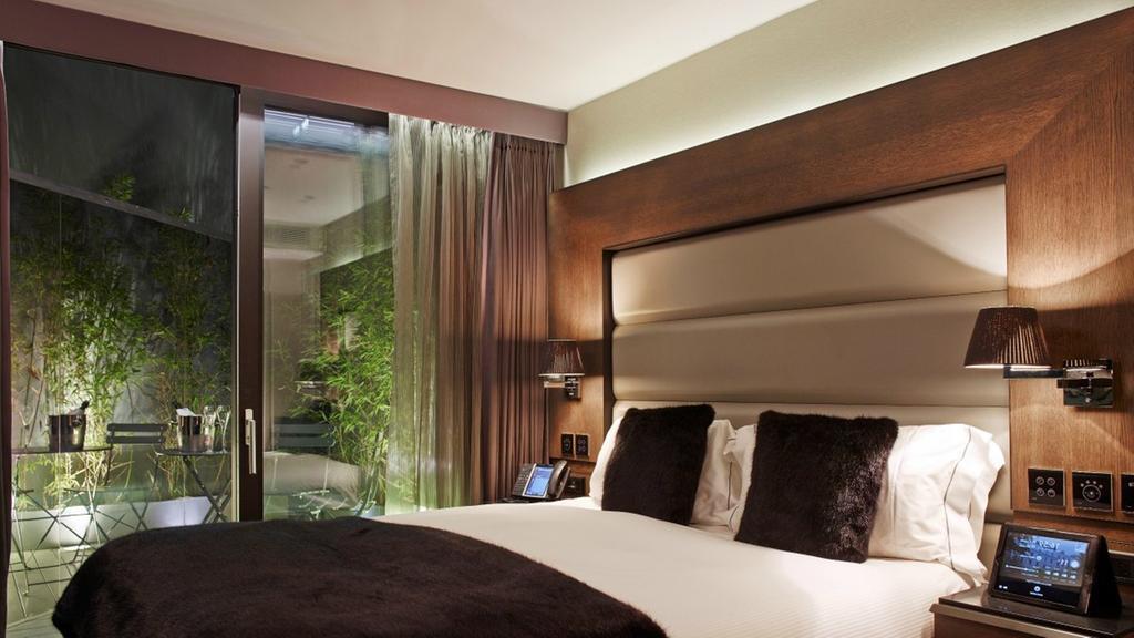 bedroom design hotel
