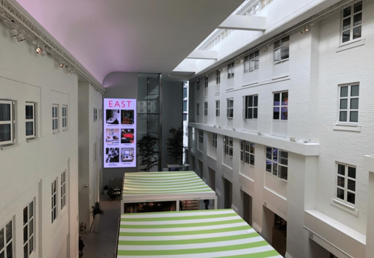 London design centre exhibition
