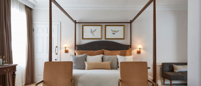 bed Harris Jackson Design