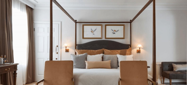 bed interior design Harris Jackson