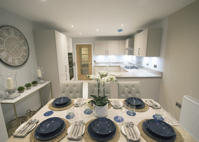 dining room show home